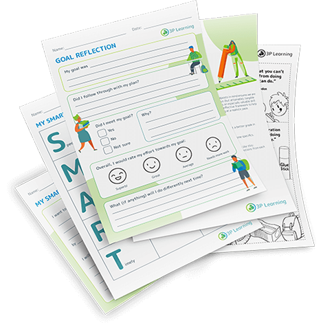smart goal assessment pack