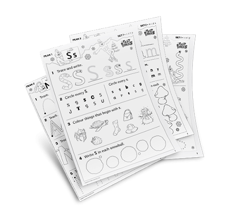 reggs-phonics-worksheets