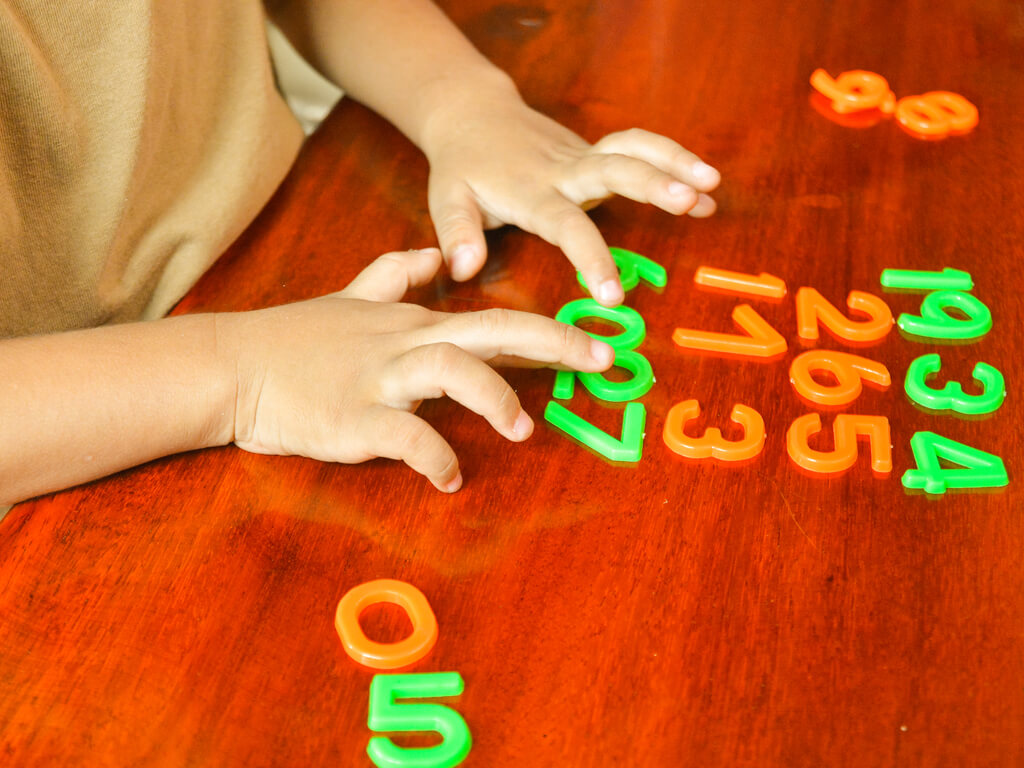 how to teach subtraction