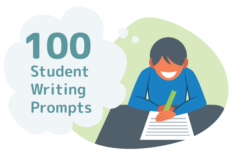 student writing prompts for kids